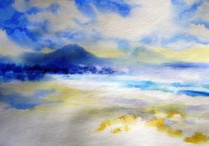 Clouds & Beach