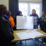 Legal Aid Board participating in Diversity Workshop001090