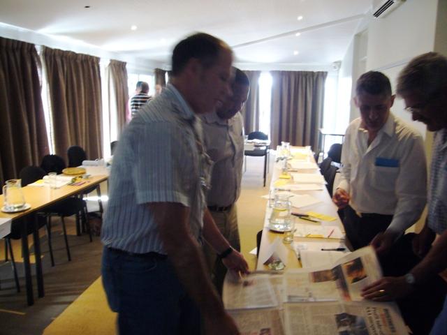 VW Workshop 200903
