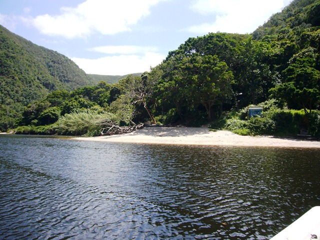"Our Private and ""secluded"" beach spot"