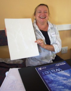 Art Workshop Country Crescent Hotel Nov 2013 - Cathy Henderson - Joy Truscott