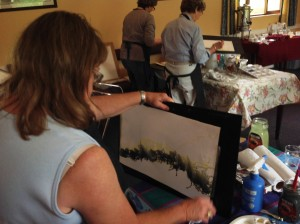Art Workshop Country Crescent Hotel Nov 2013 - Joy Truscott (19)