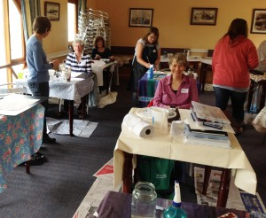 Art Workshop Country Crescent Hotel Nov 2013 - Joy Truscott (3)