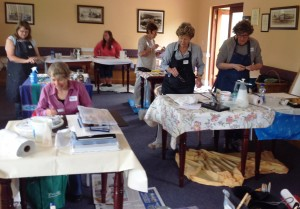Art Workshop Country Crescent Hotel Nov 2013 - Joy Truscott (4)