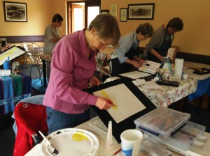 Art Workshop Country Crescent Hotel Nov 2013 - Joy Truscott (6)
