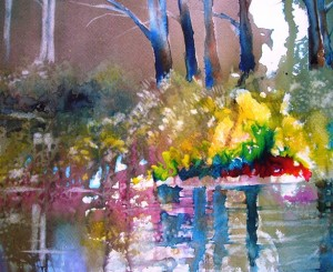 Step by Step Loose Trees 20 - Joy Truscott