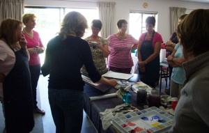 Water Colour Workshop St Francis - Joy Truscott Nov 2013 (87)